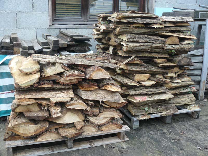 Engagement cologique - Temps de sechage bois de chauffage ...
